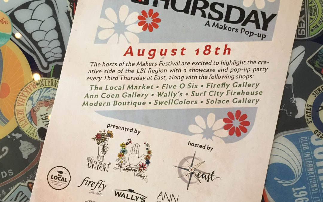 Join us for Third Thursday – Discounts and Demos August 18th 10am – 8pm