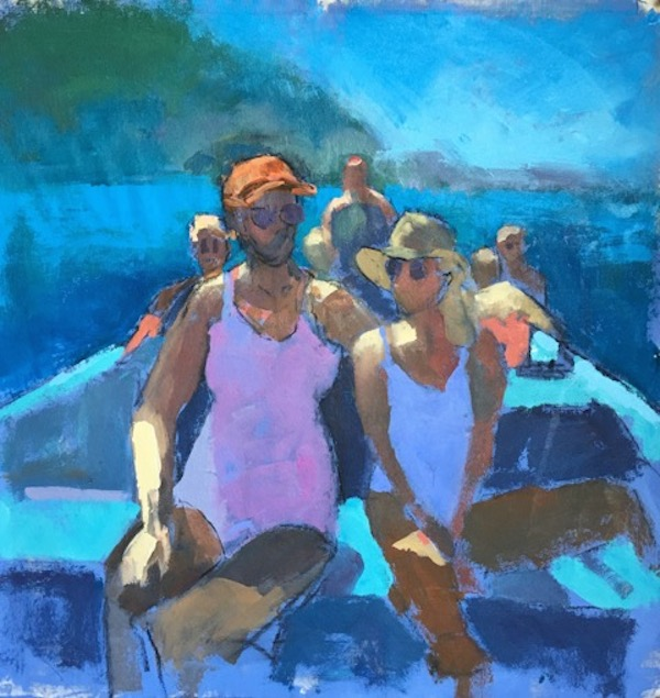 Boat People (SOLD)
