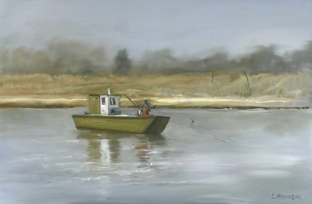 The Clammer (SOLD)