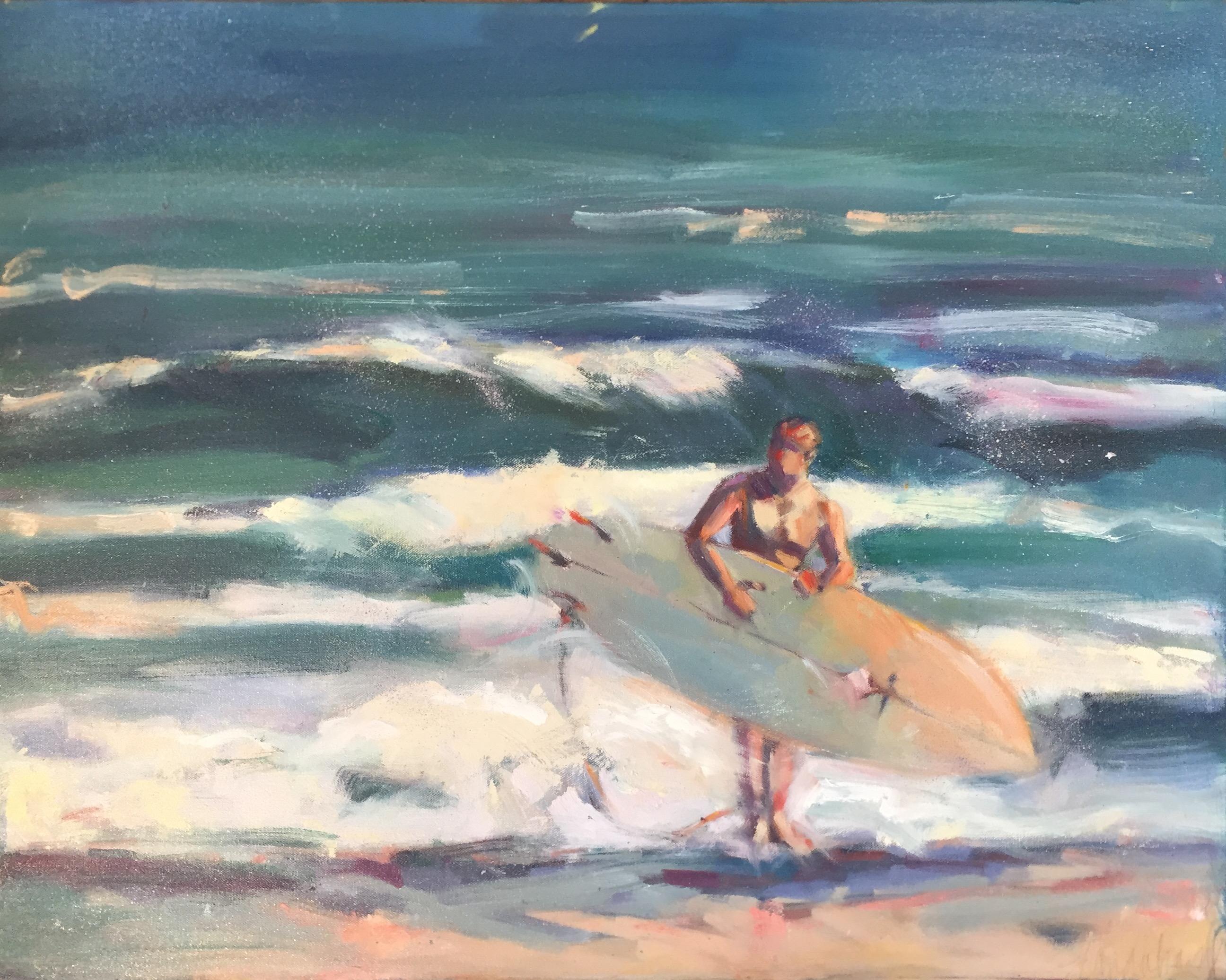Surfer 24 x 30