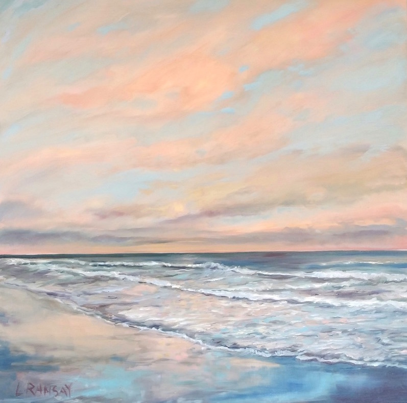 Pink Sunrise (SOLD)