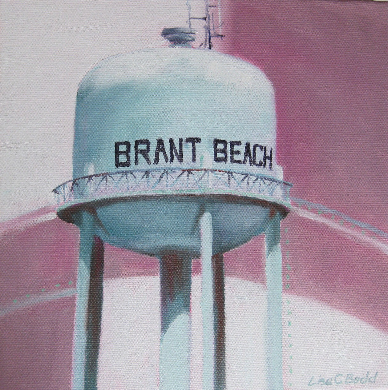 BB Water Tower 8x8