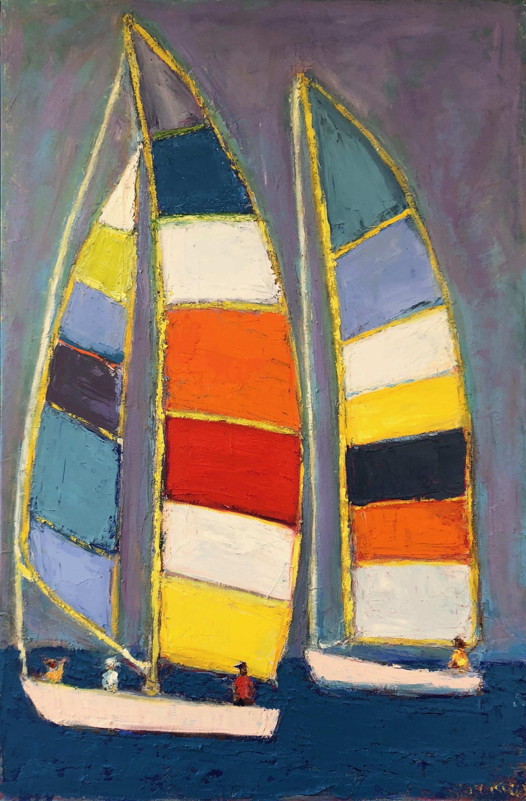 Sunny Sails 30x20