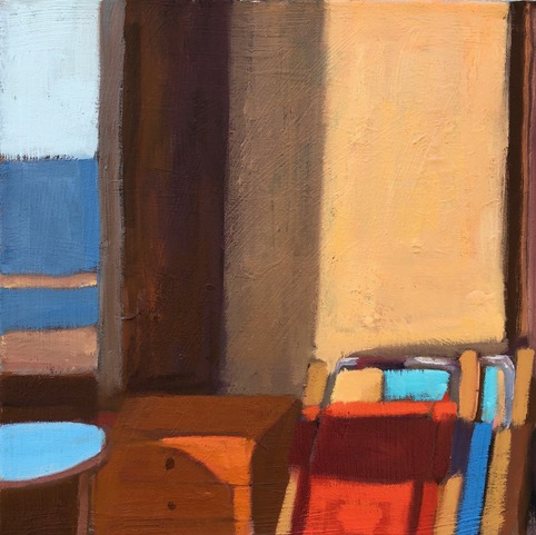 Nancy Colella - Corner Table 14x14
