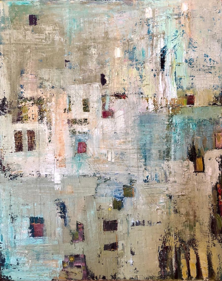 Andrea Sauchelli - Eminent Light 30x24
