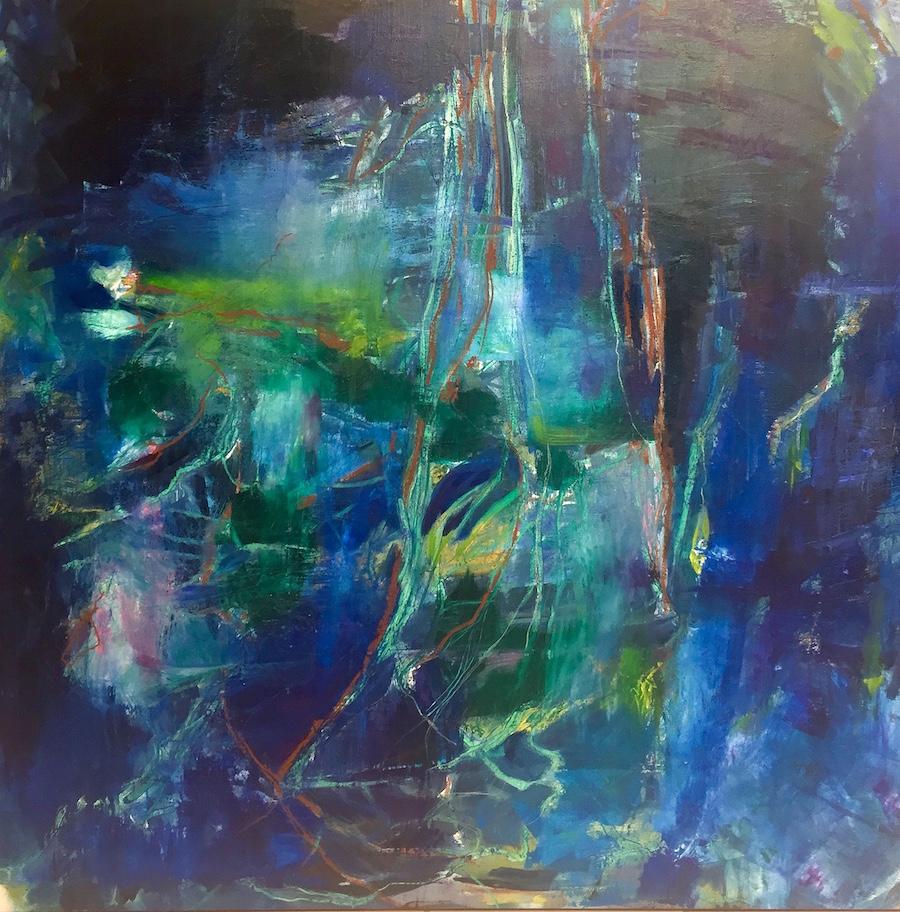 Water's Edge 42x42