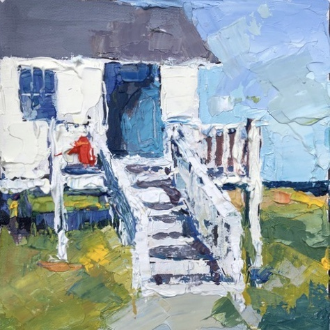 SUMMER COTTAGE 8X8