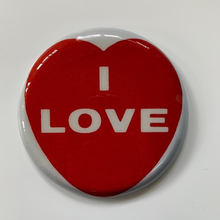 "I Love 8"""