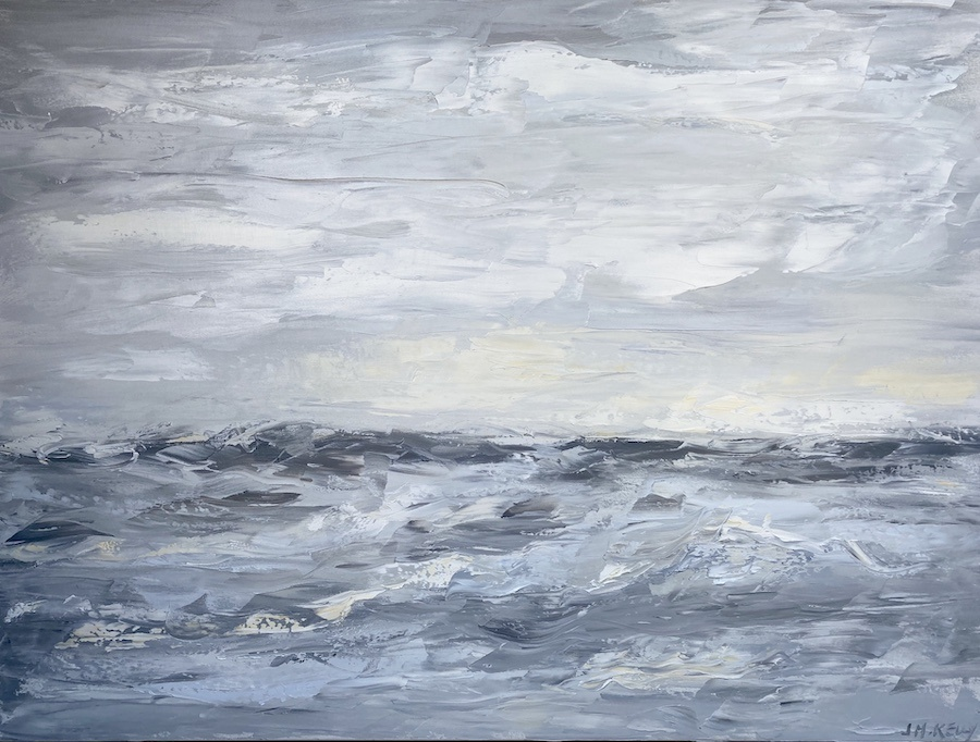 Moving Waters 36x48