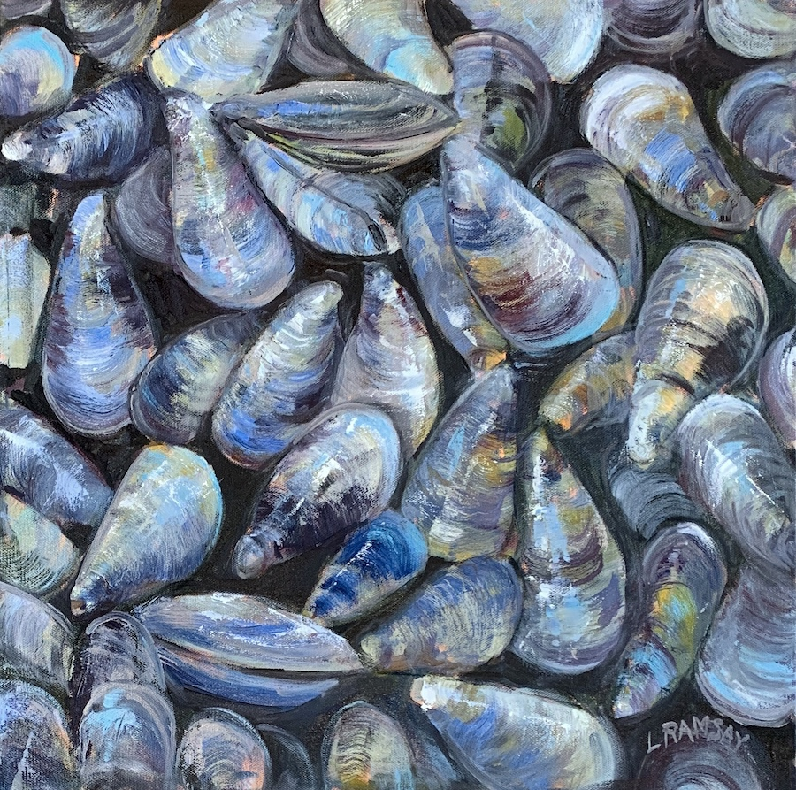 Mussel Monopoly 20x20