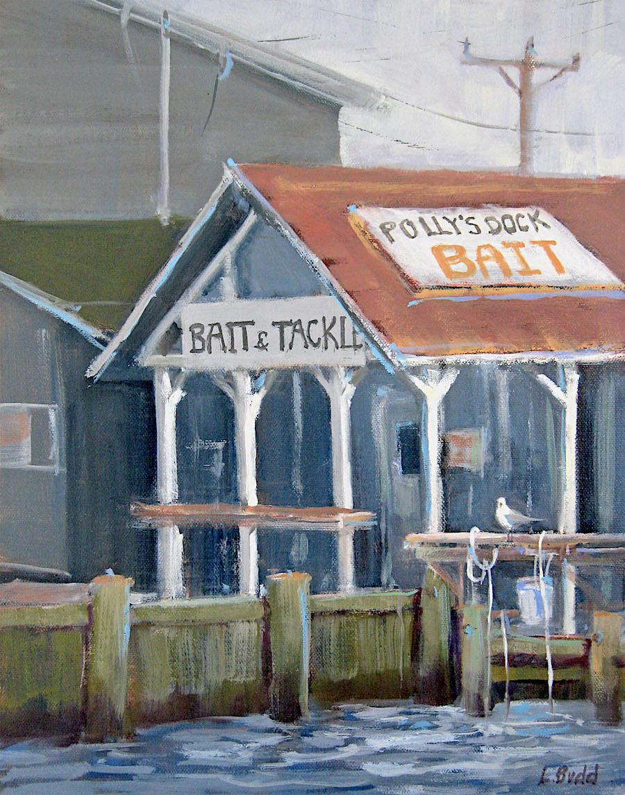 Pollys Dock 14x11