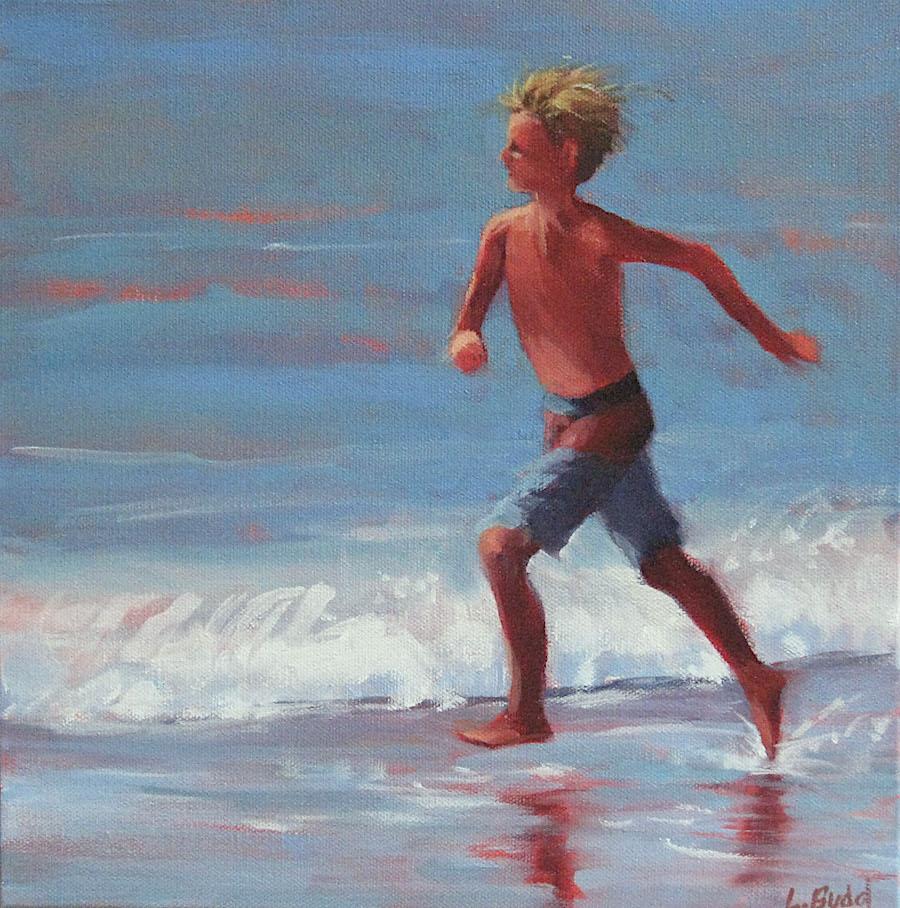 Beach Boy I 12x12