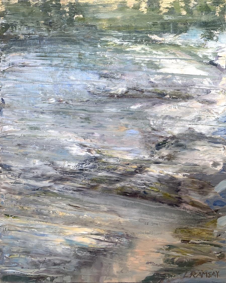 Linda Ramsay - Spring Thaw 30x24
