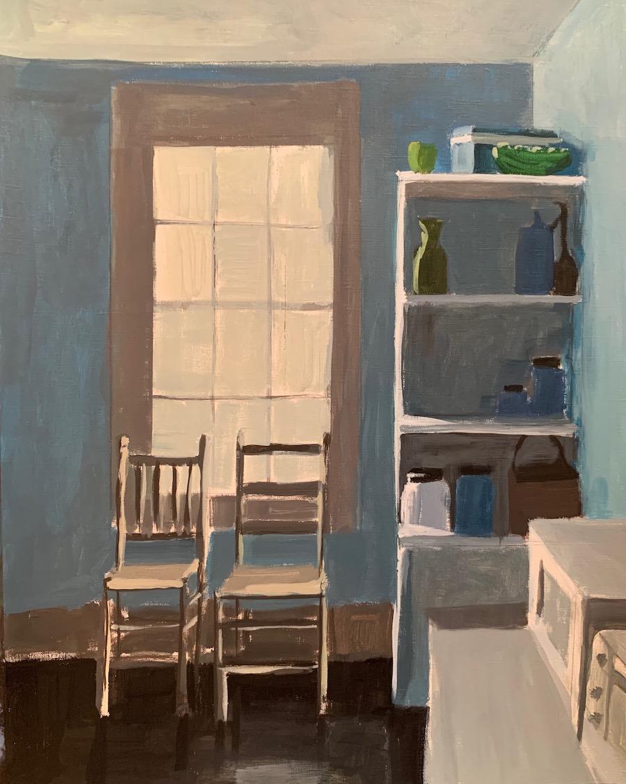 Nancy Colella - Summer Kitchen 20x16