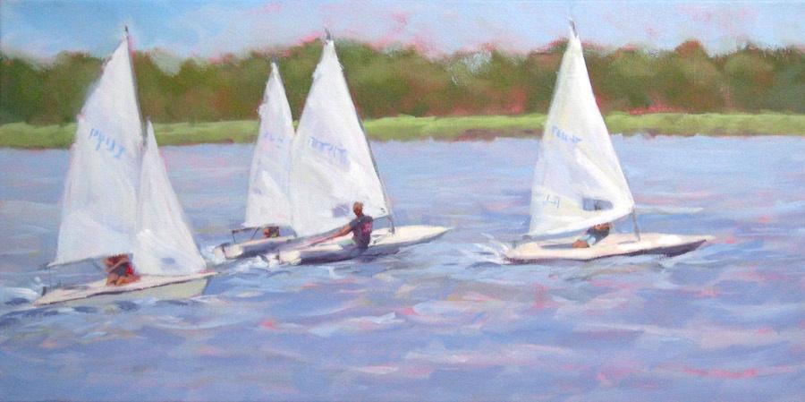Lisa Budd -Catch the Breeze 12x24