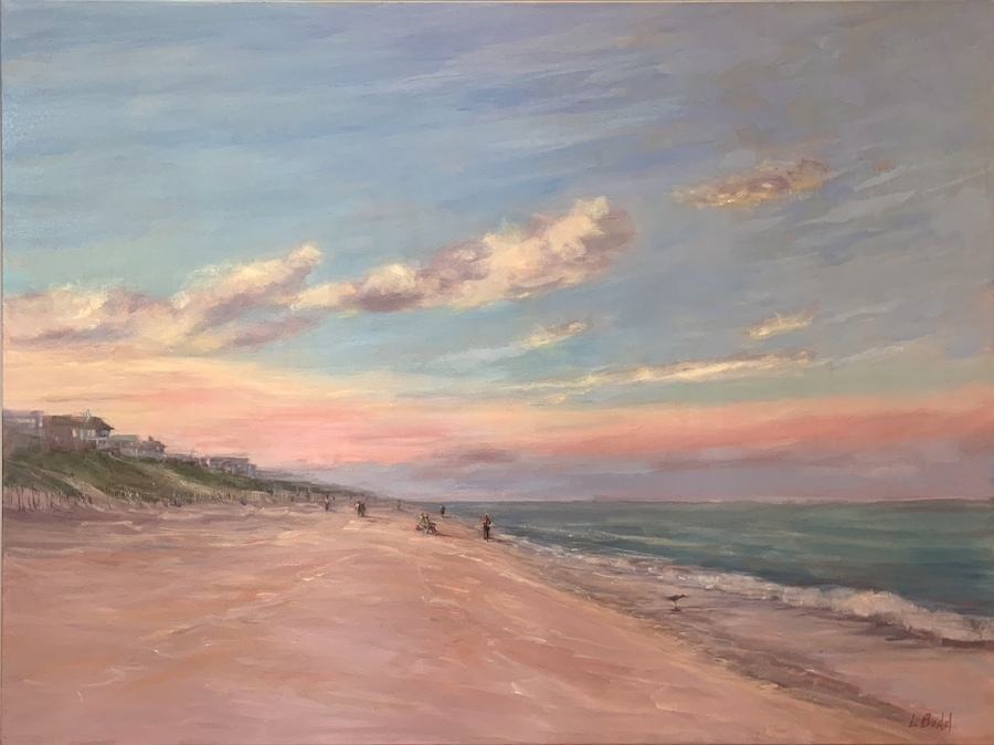Favorite Time of Day 30x40 (sold)