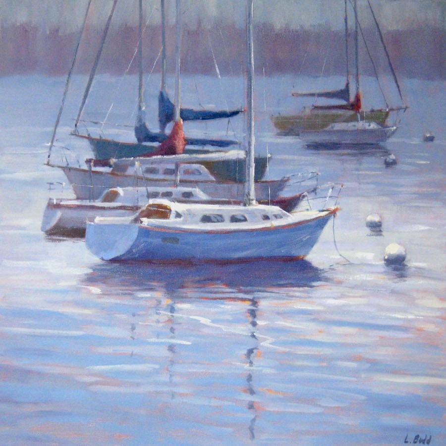 Harbor View 24x24