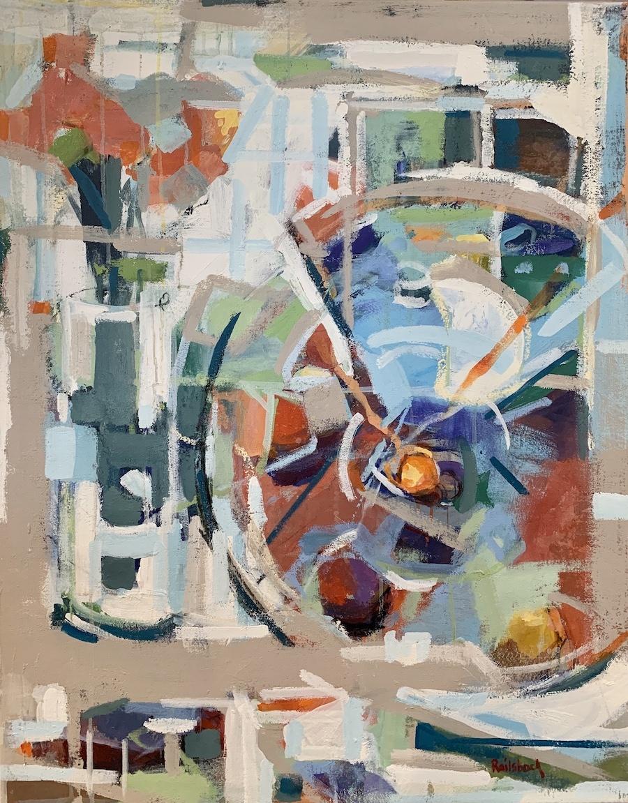 Medicine Wheel 38x30
