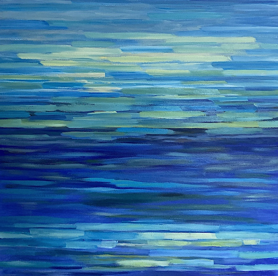 Bring on the Blues 40x40