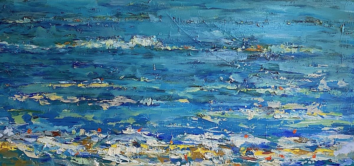 Modern Shores 24x48