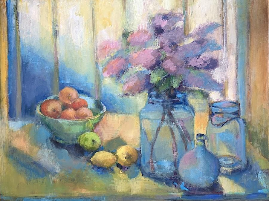 Lilac Season 30x40